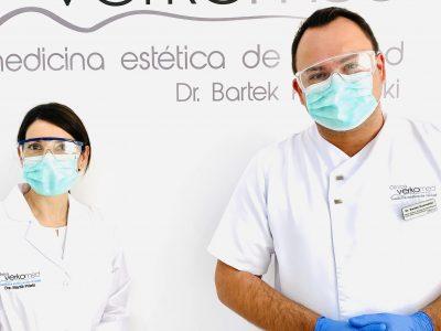 doctora prieto, cirugia plastica sevilla, medicina estética sevilla, covid-19